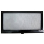z OUT OF STOCK - ZILLA REPLACEMENT SCREEN TOP - 30/40 GAL BREEDER